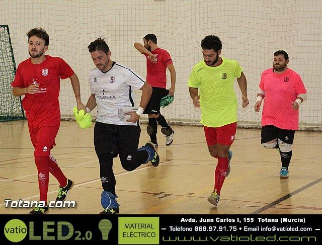 C.F.S. Capuchinos - A.T. Murcia Futsal (3-7) - 4