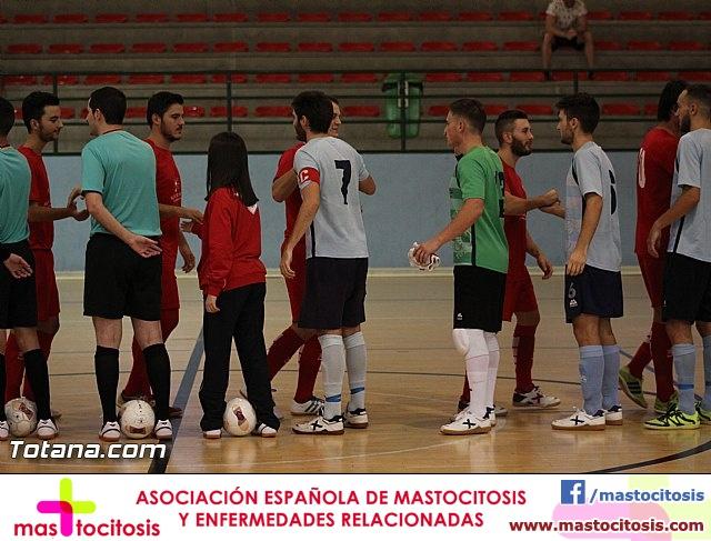 C.F.S. Capuchinos - A.T. Murcia Futsal (3-7) - 5