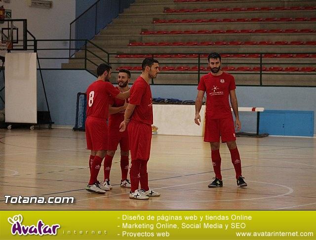 C.F.S. Capuchinos - A.T. Murcia Futsal (3-7) - 6