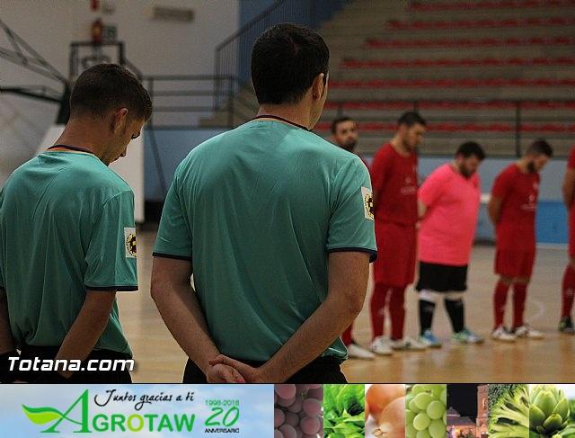 C.F.S. Capuchinos - A.T. Murcia Futsal (3-7) - 9
