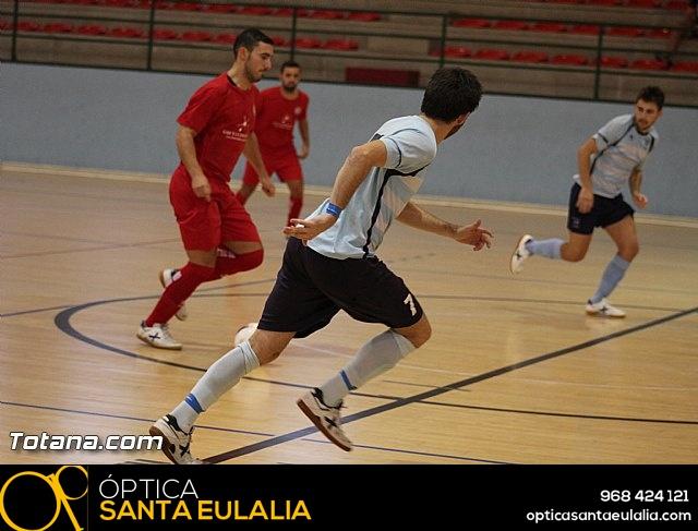 C.F.S. Capuchinos - A.T. Murcia Futsal (3-7) - 10