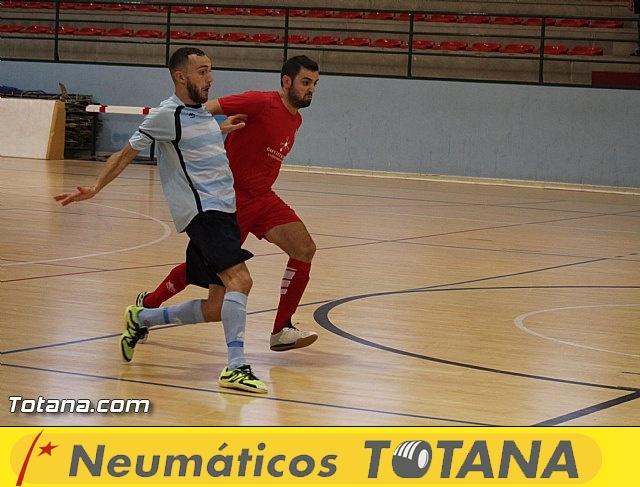 C.F.S. Capuchinos - A.T. Murcia Futsal (3-7) - 11