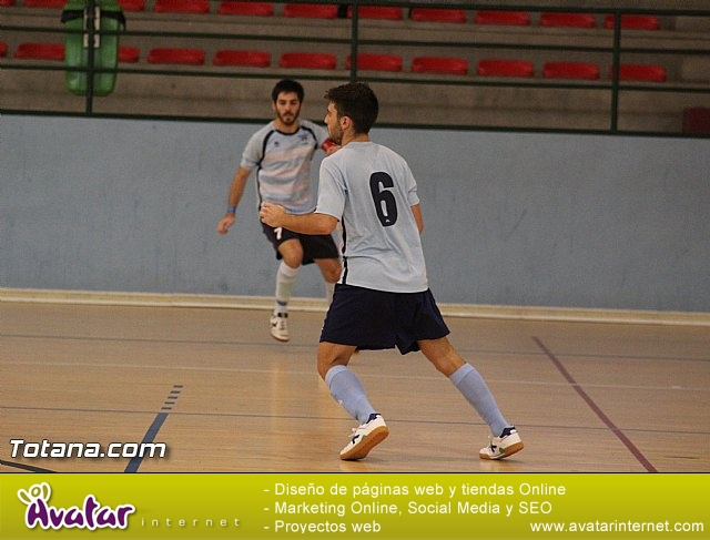 C.F.S. Capuchinos - A.T. Murcia Futsal (3-7) - 12