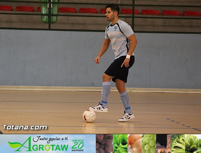 C.F.S. Capuchinos - A.T. Murcia Futsal (3-7) - 13