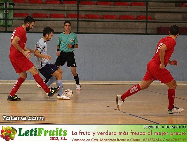 C.F.S. Capuchinos - A.T. Murcia Futsal (3-7) - 14