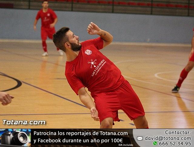 C.F.S. Capuchinos - A.T. Murcia Futsal (3-7) - 15