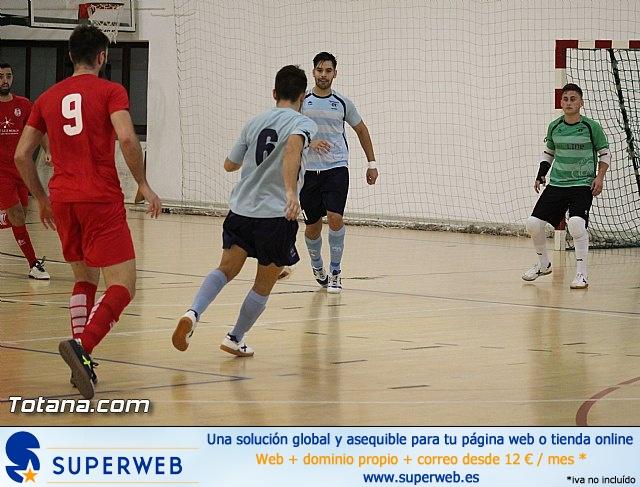 C.F.S. Capuchinos - A.T. Murcia Futsal (3-7) - 16