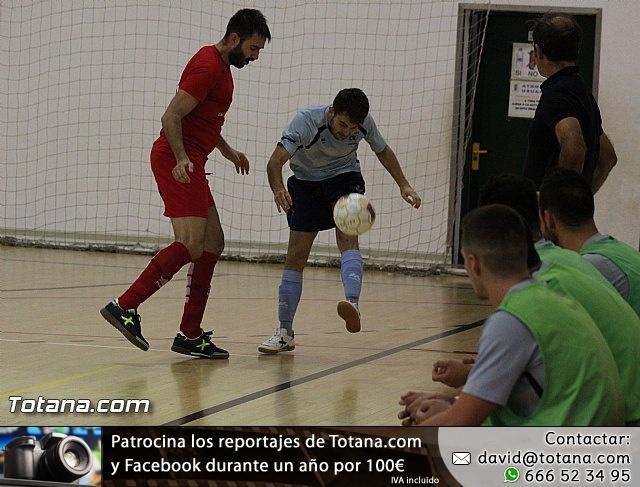C.F.S. Capuchinos - A.T. Murcia Futsal (3-7) - 18