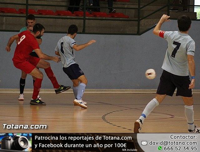 C.F.S. Capuchinos - A.T. Murcia Futsal (3-7) - 19