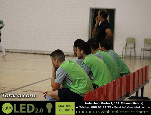 C.F.S. Capuchinos - A.T. Murcia Futsal (3-7) - 20