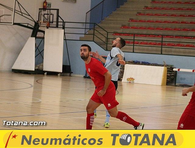 C.F.S. Capuchinos - A.T. Murcia Futsal (3-7) - 22