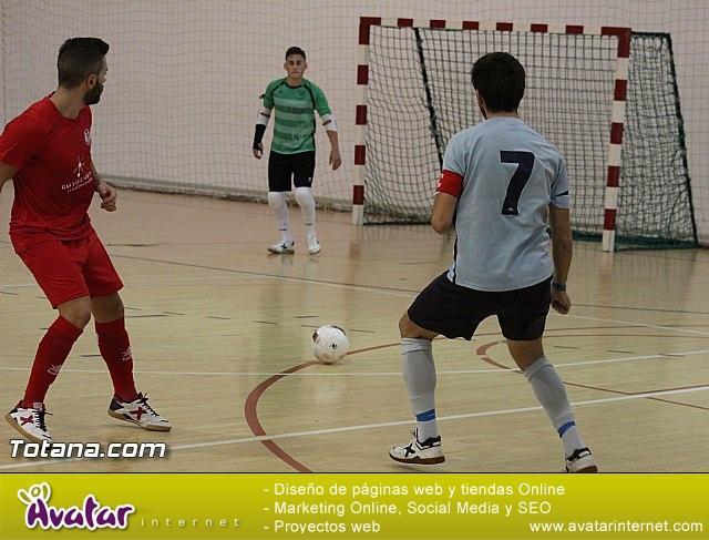 C.F.S. Capuchinos - A.T. Murcia Futsal (3-7) - 23