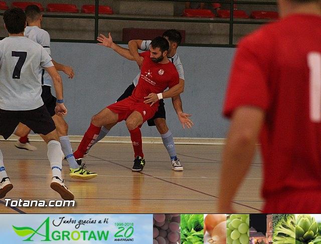 C.F.S. Capuchinos - A.T. Murcia Futsal (3-7) - 25