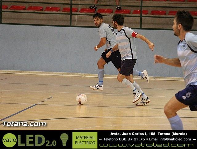 C.F.S. Capuchinos - A.T. Murcia Futsal (3-7) - 26