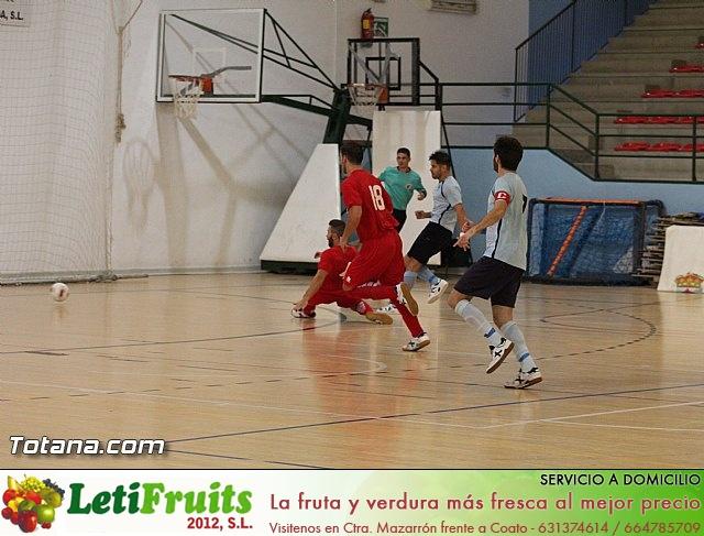 C.F.S. Capuchinos - A.T. Murcia Futsal (3-7) - 27