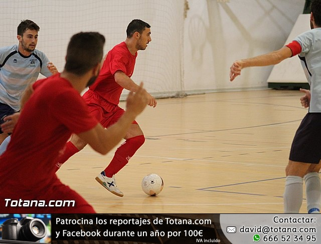 C.F.S. Capuchinos - A.T. Murcia Futsal (3-7) - 29