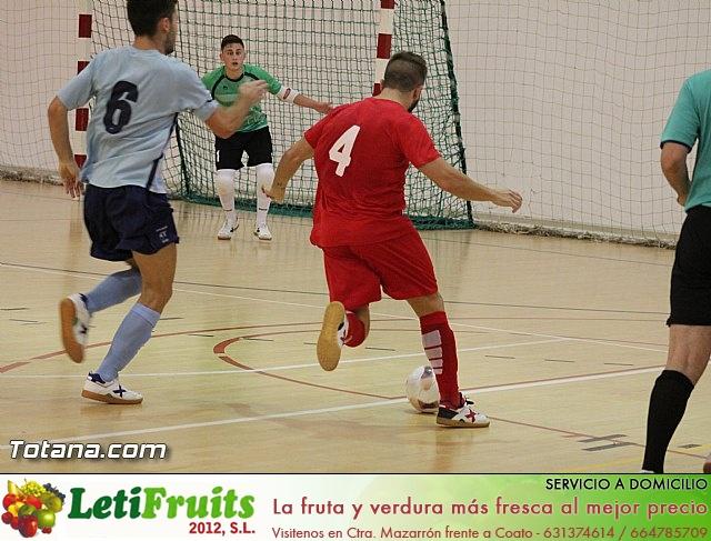 C.F.S. Capuchinos - A.T. Murcia Futsal (3-7) - 30