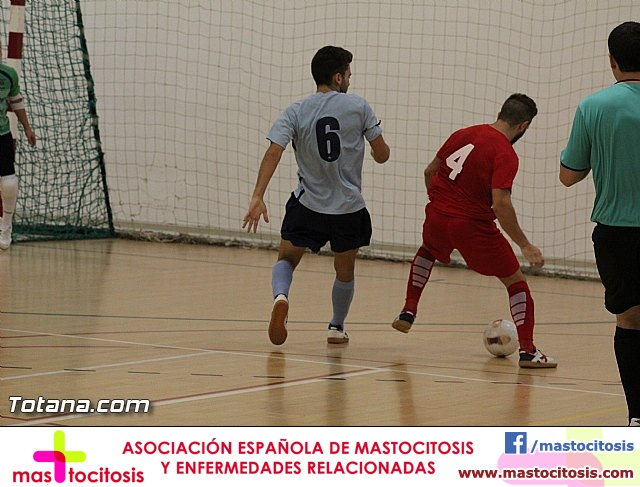 C.F.S. Capuchinos - A.T. Murcia Futsal (3-7) - 31