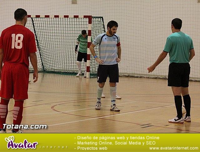 C.F.S. Capuchinos - A.T. Murcia Futsal (3-7) - 32