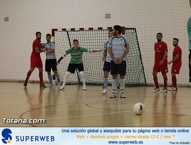 C.F.S. Capuchinos - A.T. Murcia Futsal (3-7) - 34