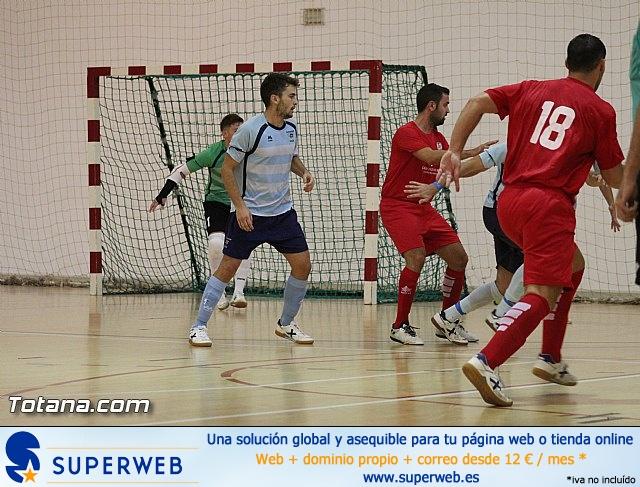 C.F.S. Capuchinos - A.T. Murcia Futsal (3-7) - 35