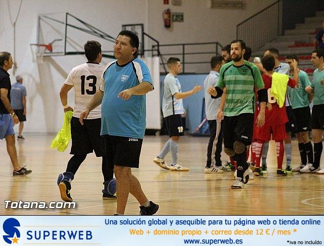 C.F.S. Capuchinos - A.T. Murcia Futsal (3-7) - 179