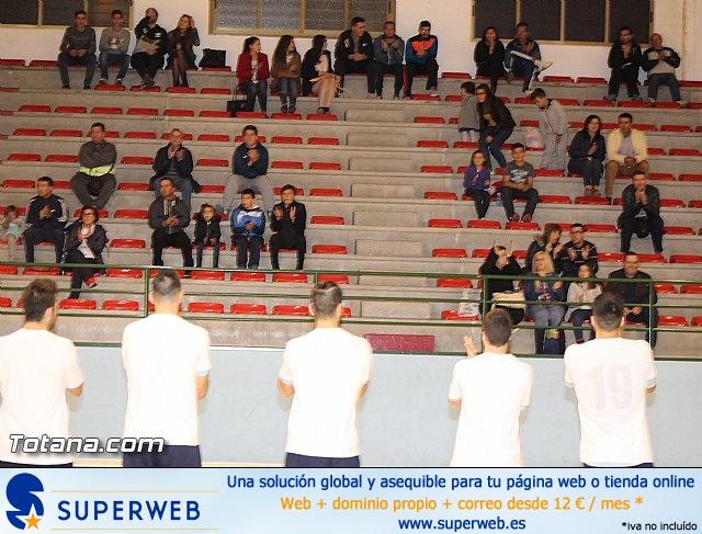 C.F.S. Capuchinos - Cieza F.S. (0-10) - 2