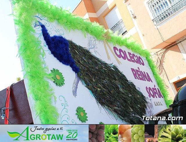Desfile Carnaval Infantil Totana 2017 - 2