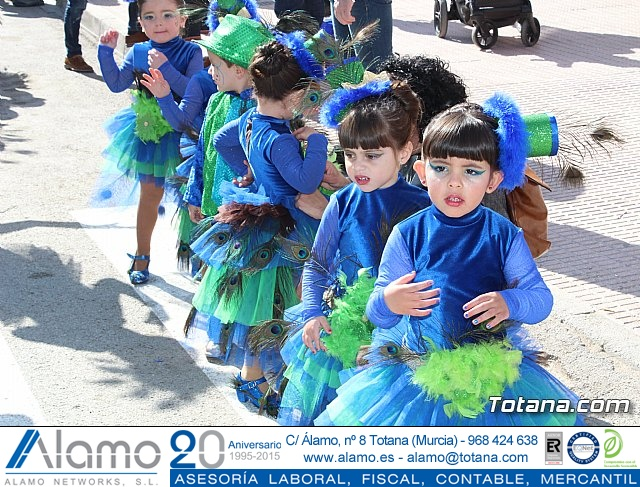 Desfile Carnaval Infantil Totana 2017 - 10