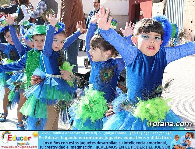 Desfile Carnaval Infantil Totana 2017 - 11