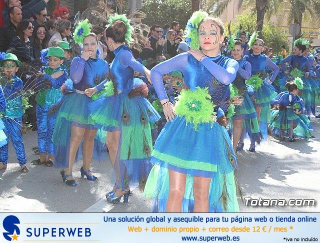 Desfile Carnaval Infantil Totana 2017 - 19
