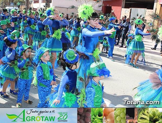 Desfile Carnaval Infantil Totana 2017 - 23
