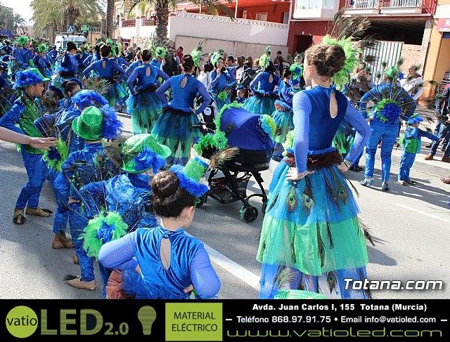 Desfile Carnaval Infantil Totana 2017 - 25