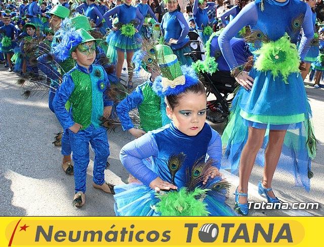 Desfile Carnaval Infantil Totana 2017 - 26
