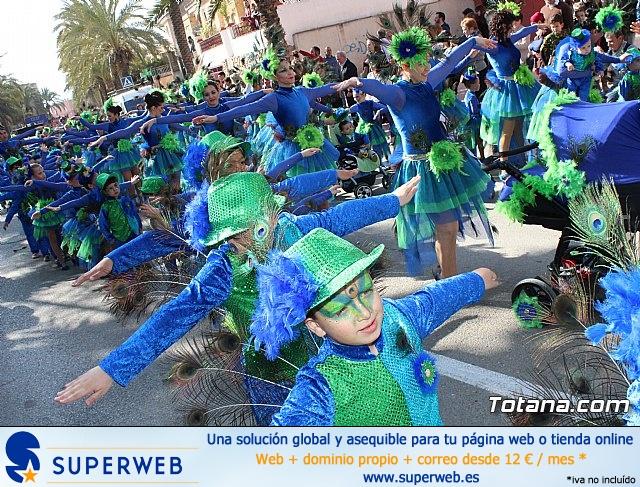 Desfile Carnaval Infantil Totana 2017 - 27