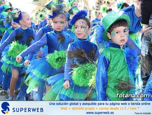 Desfile Carnaval Infantil Totana 2017 - 32