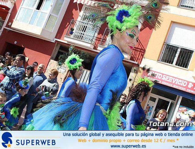 Desfile Carnaval Infantil Totana 2017 - 33