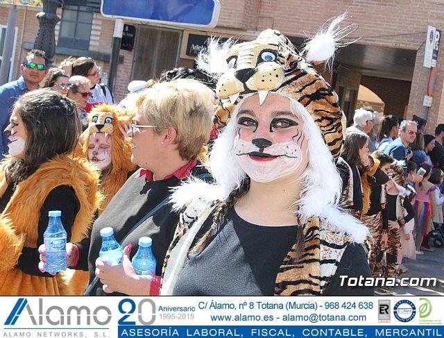 Carnaval infantil Totana 2019 - 21
