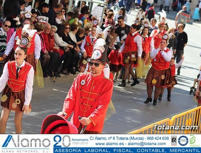 Carnaval infantil Totana 2019 - 855