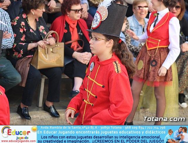 Carnaval infantil Totana 2019 - 857