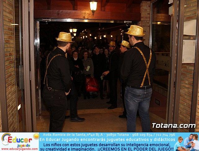 Presentación Cartel, Musa y Don Carnal - Carnaval Totana 2017 - 2