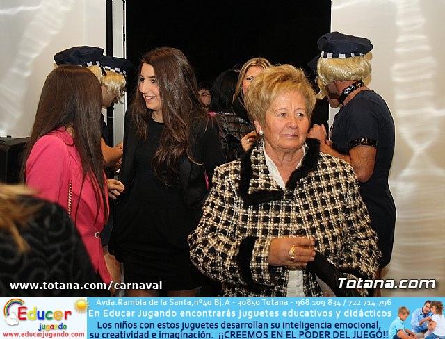 Cena Carnaval 2012 - Proclamación de La Musa y Don Carnal 2012 - 6