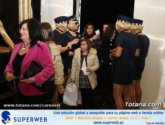 Cena Carnaval 2012 - Proclamación de La Musa y Don Carnal 2012 - 7