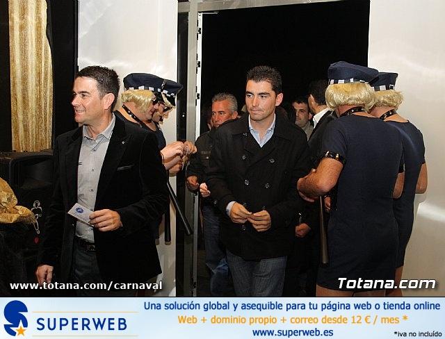 Cena Carnaval 2012 - Proclamación de La Musa y Don Carnal 2012 - 9