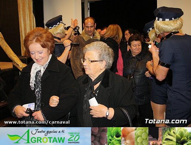 Cena Carnaval 2012 - Proclamación de La Musa y Don Carnal 2012 - 21