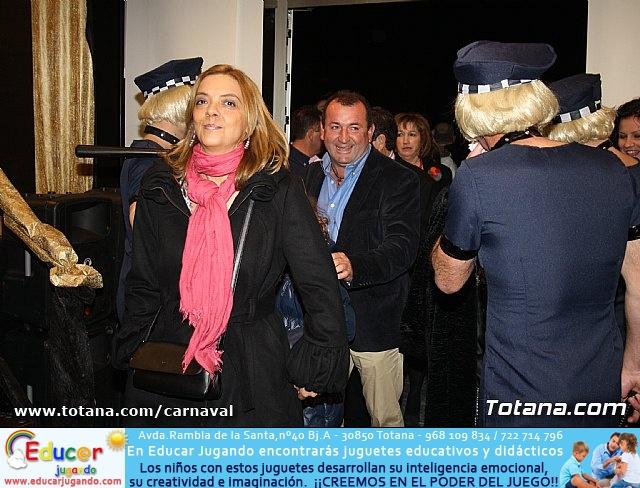 Cena Carnaval 2012 - Proclamación de La Musa y Don Carnal 2012 - 22