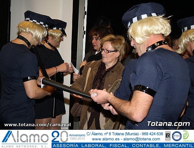 Cena Carnaval 2012 - Proclamación de La Musa y Don Carnal 2012 - 23