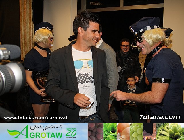 Cena Carnaval 2012 - Proclamación de La Musa y Don Carnal 2012 - 31