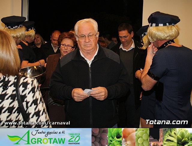 Cena Carnaval 2012 - Proclamación de La Musa y Don Carnal 2012 - 33