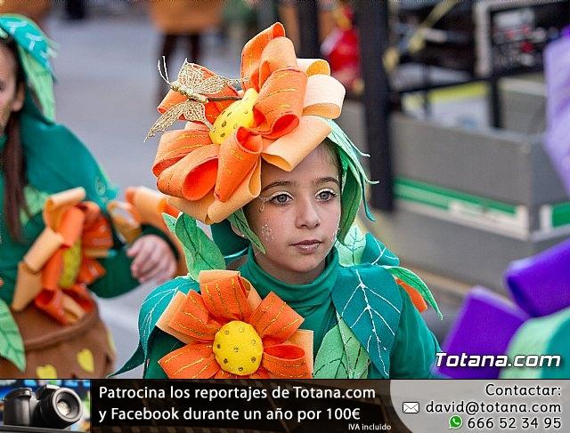 Desfile infantil. Carnavales de Totana 2012 - Reportaje II - 2